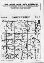 Map Image 013, Stearns County 1990